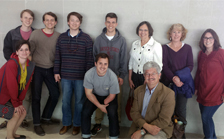 Students Present on Men's Studies