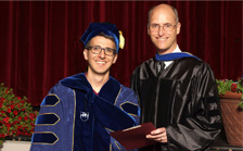 Steele Nowlin Recognized for Research